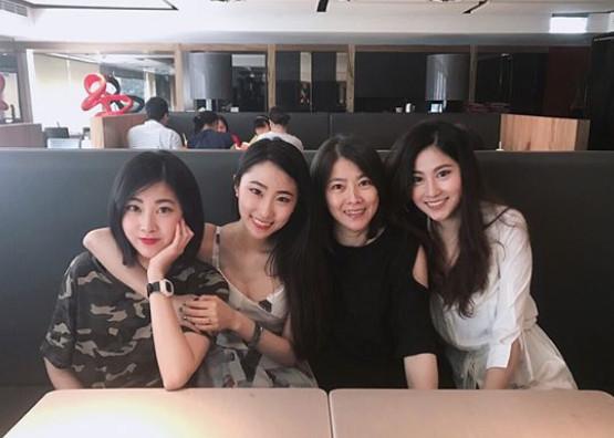 西門牛肉麵3姊妹。(圖/翻攝自IG)