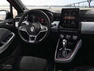 雷諾Clio掀背小車大改款即將登場