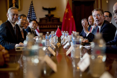 中美經貿談判代表今展開通話