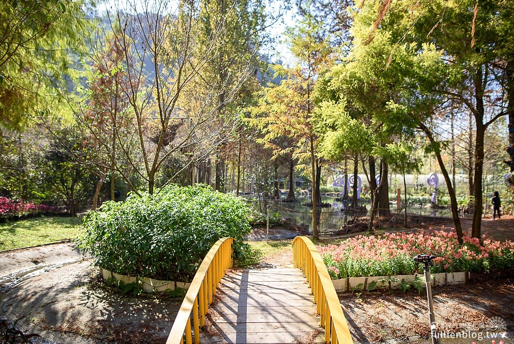 ▲▼南投台一生態休閒農場。(圖/滿分的旅遊札記 提供)