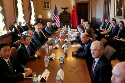 中美經貿磋商 傳美方高度重視此會談