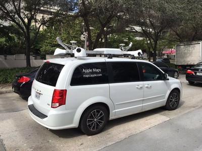 中國工程師竊蘋果機密 2000份自駕車檔案