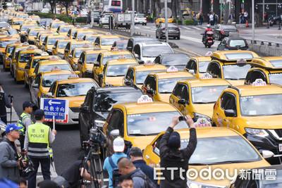 計程車怒了!轟租賃車業「小三嗆正宮」