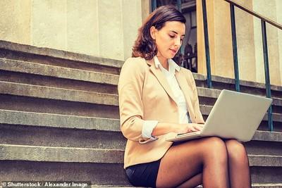 英國研究:女穿短裙上班較易升職