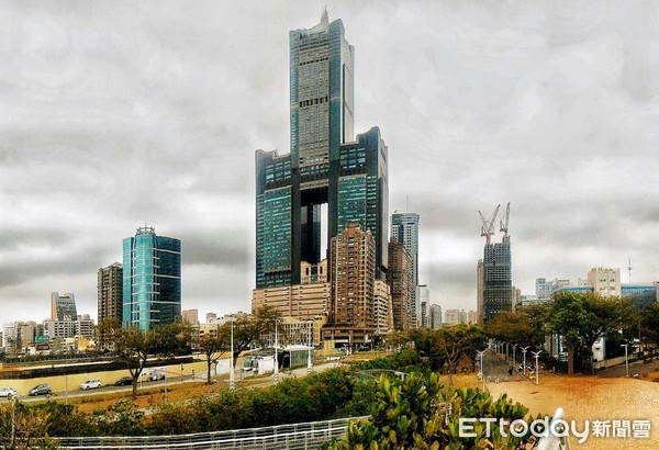 ▲▼高雄,85大樓,房市。(圖/記者陳韋帆攝)