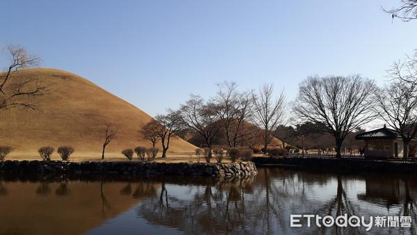 ▲▼南韓,慶州,大陵苑(圖/記者羅翊宬攝)