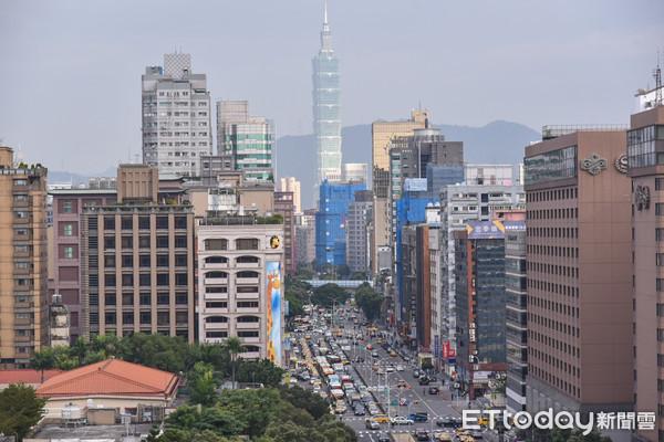 ▲▼台北市,101,房地產,房價,低價,台灣,天氣。(圖/記者林敬旻攝)