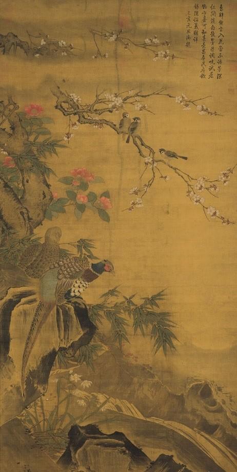 ▲(宋)佚名《歲朝圖》,現藏台北故宮博物院。(圖/時報出版提供)