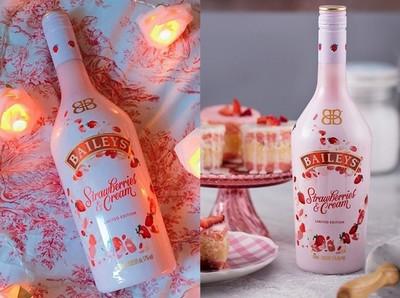 IG美哭的「草莓奶酒」台灣買的到