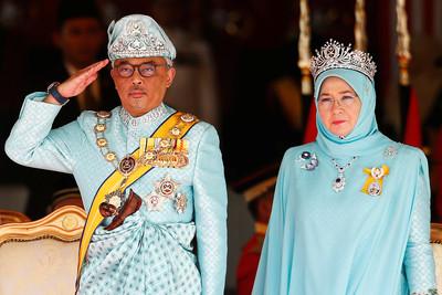 馬來西亞新國王今宣誓就職
