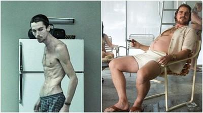 從55演到95kg!克里斯汀貝爾「19年地獄式增肥+減肥」吃不消…最近又狂胖18kg