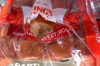 好市多麵包缺塊!網看淡:「老鼠」真大
