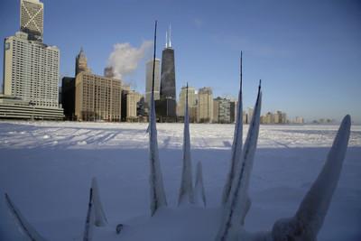 極地渦旋釀21死!密西根變「明天過後」