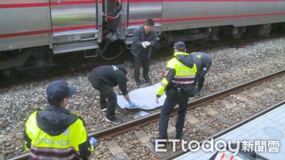 自強行經苗栗銅鑼間 撞上跌落旅客當場亡