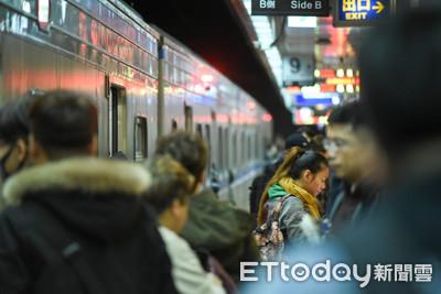 初一台鐵狀況多屏東莒光號延誤41分