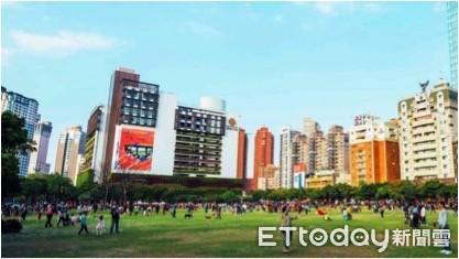 ▲台中市民廣場。(圖/ETtoday資料照)