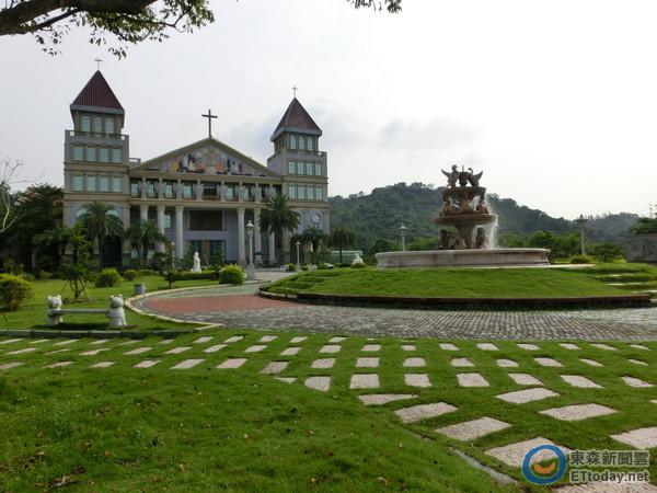 婚紗拍攝熱門地點 台灣九座又美又特別的教堂
