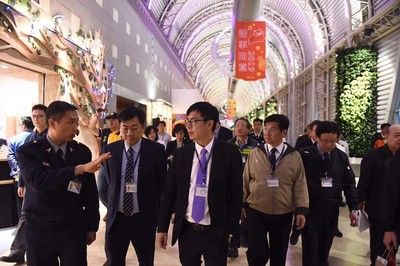 韓國瑜被拱選總統 陳其邁回應了