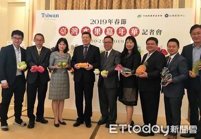 台灣水果直送香港 助出口2200萬台幣年成長兩成
