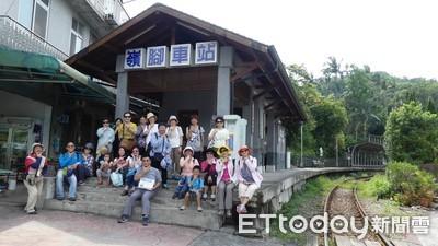 春遊農家樂一日遊 鐵道車站懷舊趣