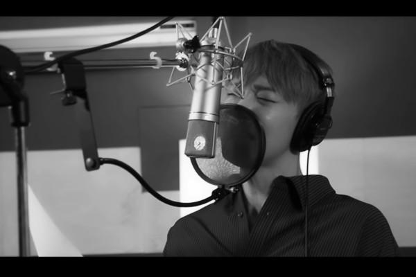 ▲▼朴有天演唱《後來的我們》主題曲《我們》。(圖/翻攝自YouTube/YUCHUN Official)
