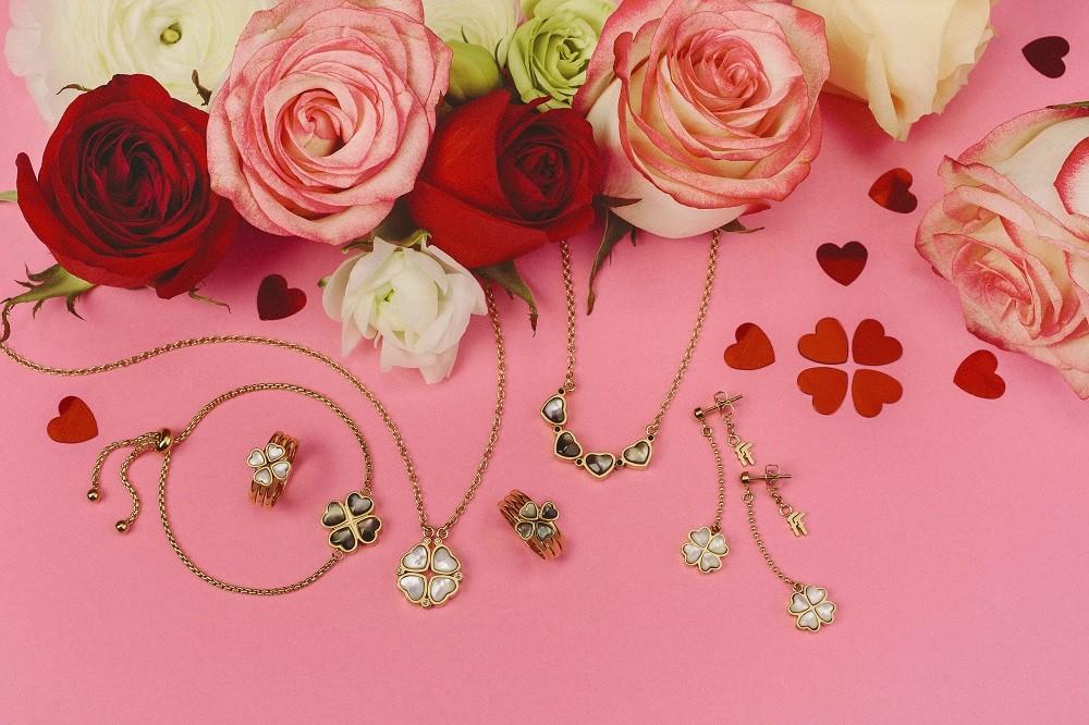 女孩們的情人節禮物挑起來!不傷男友荷包的「輕珠寶」首選