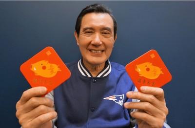 韓國瑜選總統 馬英九:當然好