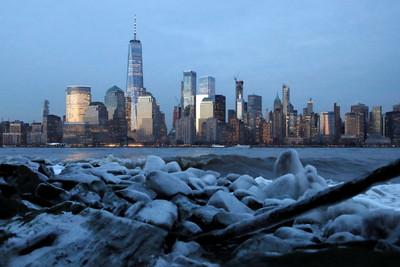 「-30℃→-5℃」芝加哥民眾:像春天