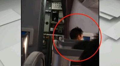 庹宗華機上喝醉「亂摸空姐」!華航擬協助提告