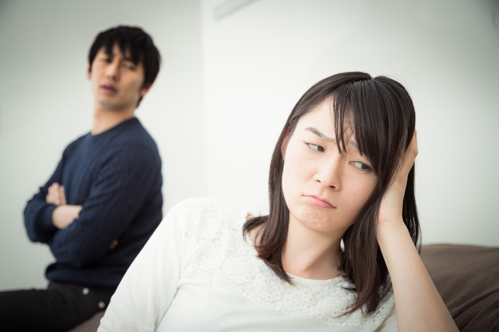 ▲▼男女,交往,吵架,男朋友,女朋友,感情。(圖/PAKUTAS)