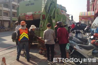 環保局春節總動員 台南整潔過好年