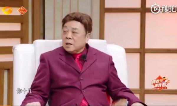 ▲▼前輩當面問林依晨:妳10幾?(圖/翻攝自微博/娛樂日爆社)