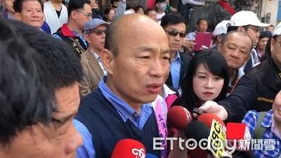 羅智強挺韓國瑜 嗆總統府「豬邏輯」
