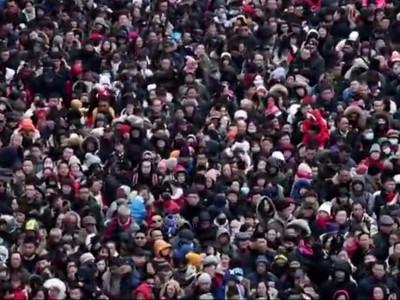 春節期間 陸共4.15億人次出遊