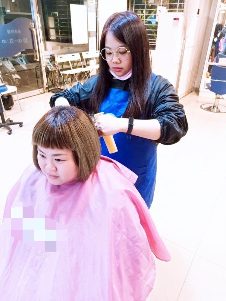 ▲▼美髮設計師Aimer。(圖/小檸檬供稿專用)