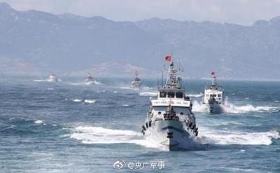 5日進釣魚台海域巡航 4中海警船今航行外海