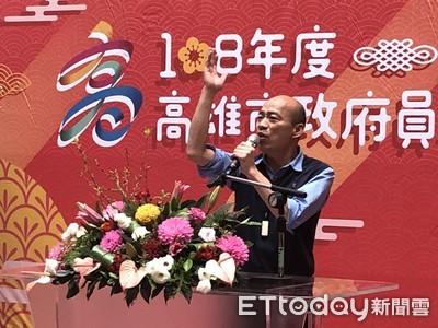 訪星馬傳會面吉隆坡市長 韓國瑜:努力行銷高雄