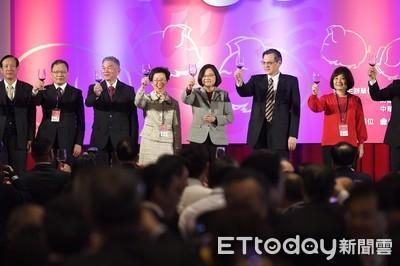 蔡英文:台商製造轉為台灣製造