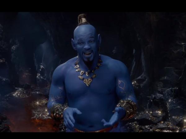 真人版《阿拉丁》。(圖/翻攝自YouTube/Walt Disney Studios)