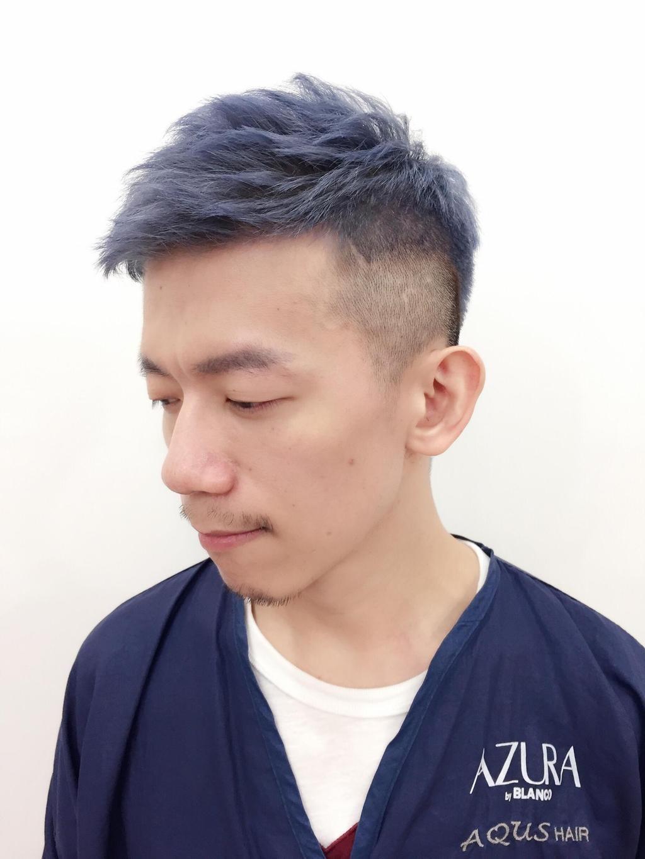 ▲▼2019年潮男特殊髮色15選。(圖/stylemap提供)