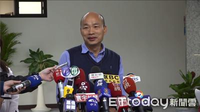 3月訪陸南方經濟重城 韓國瑜證實