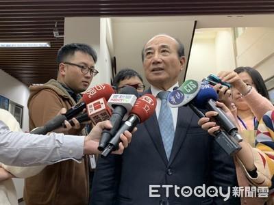 直播/沒有敵人的王金平 公道伯三月宣布參選總統