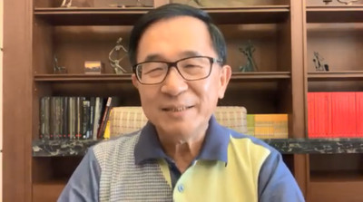 挺韓國瑜出國度假 阿扁:別像陳菊