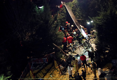 土耳其直升機墜毀 4士兵殉職