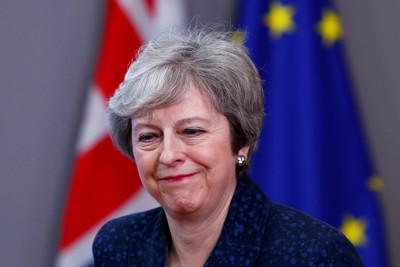 英媒:梅伊有意脫歐後請辭