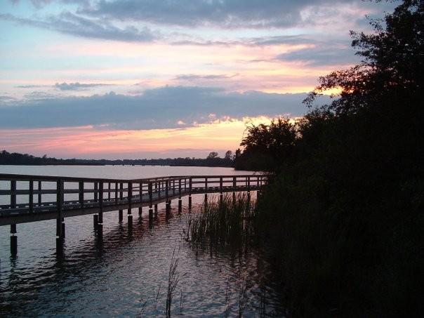 ▲▼吉布森湖,Lake Gibson(圖/翻攝自Wikipedia)