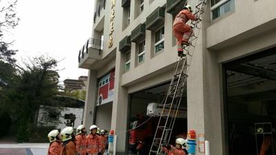 竹市消防局培訓生力軍