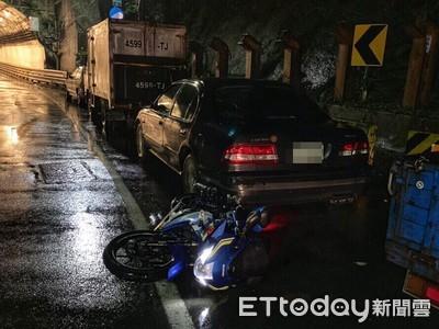 20歲男高雄騎回基隆 疲勞自撞亡