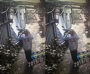 禿賊潛入飲料店搜刮「11萬現鈔」