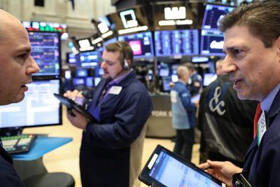 Fed主席一句話引發美股暴跌 台股開盤跌50點